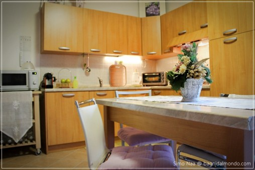 share your kitchen