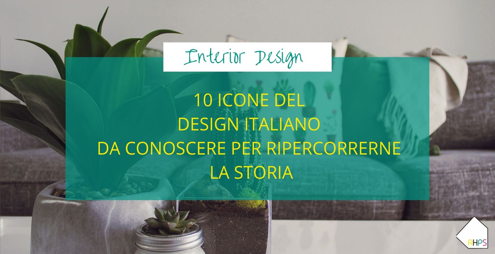 icone del design italiano