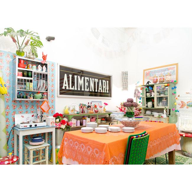Funky Table tra i negozi di design a Milano