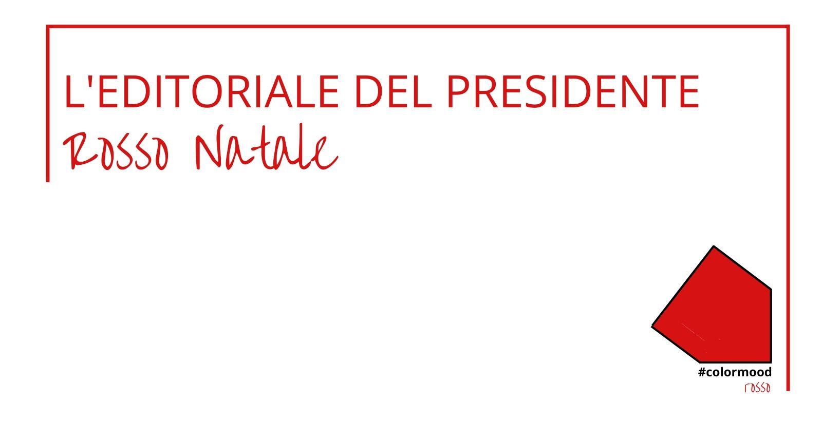 editoriale rosso natale