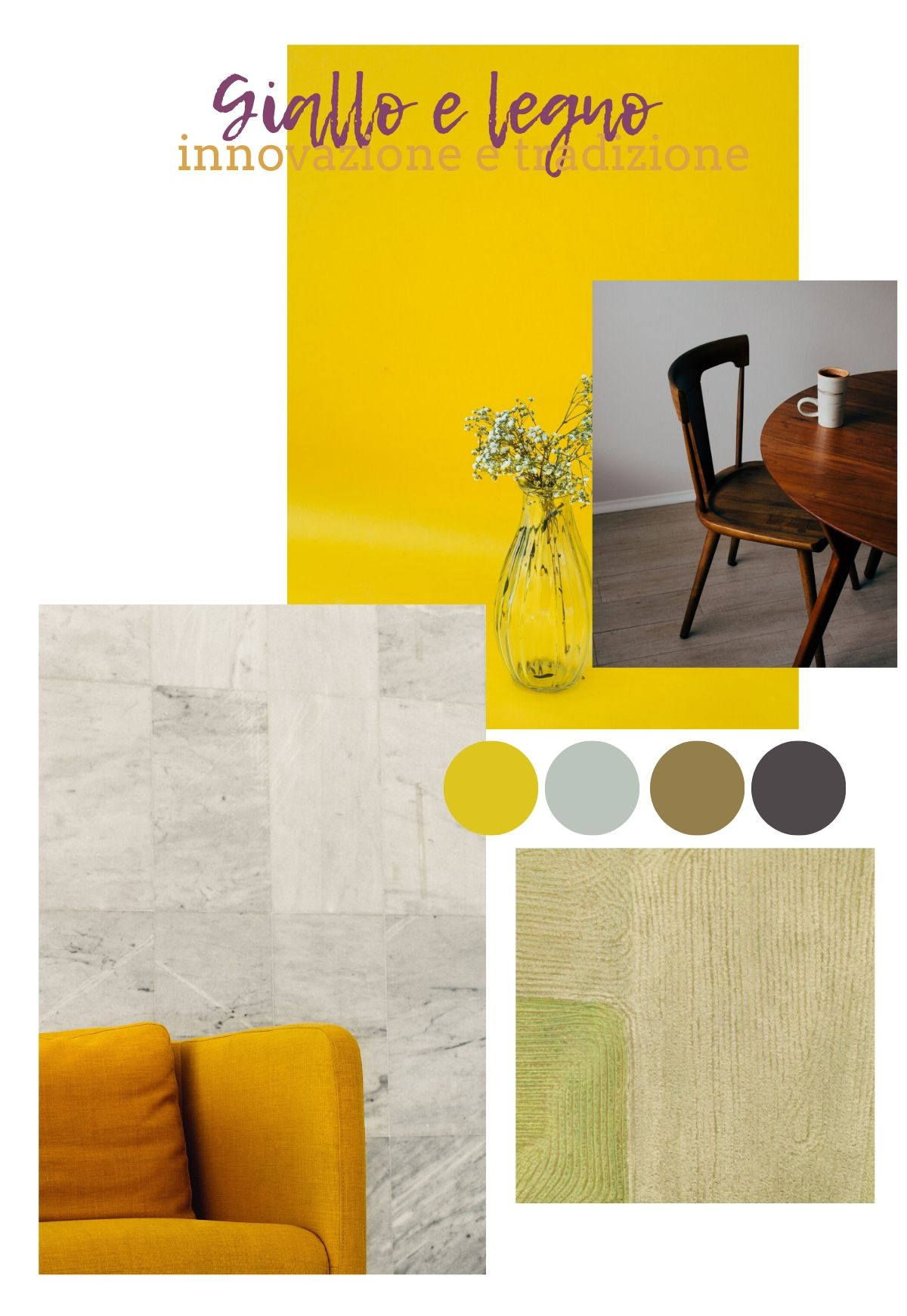 Paola Cellemme home personal shopper moodboard