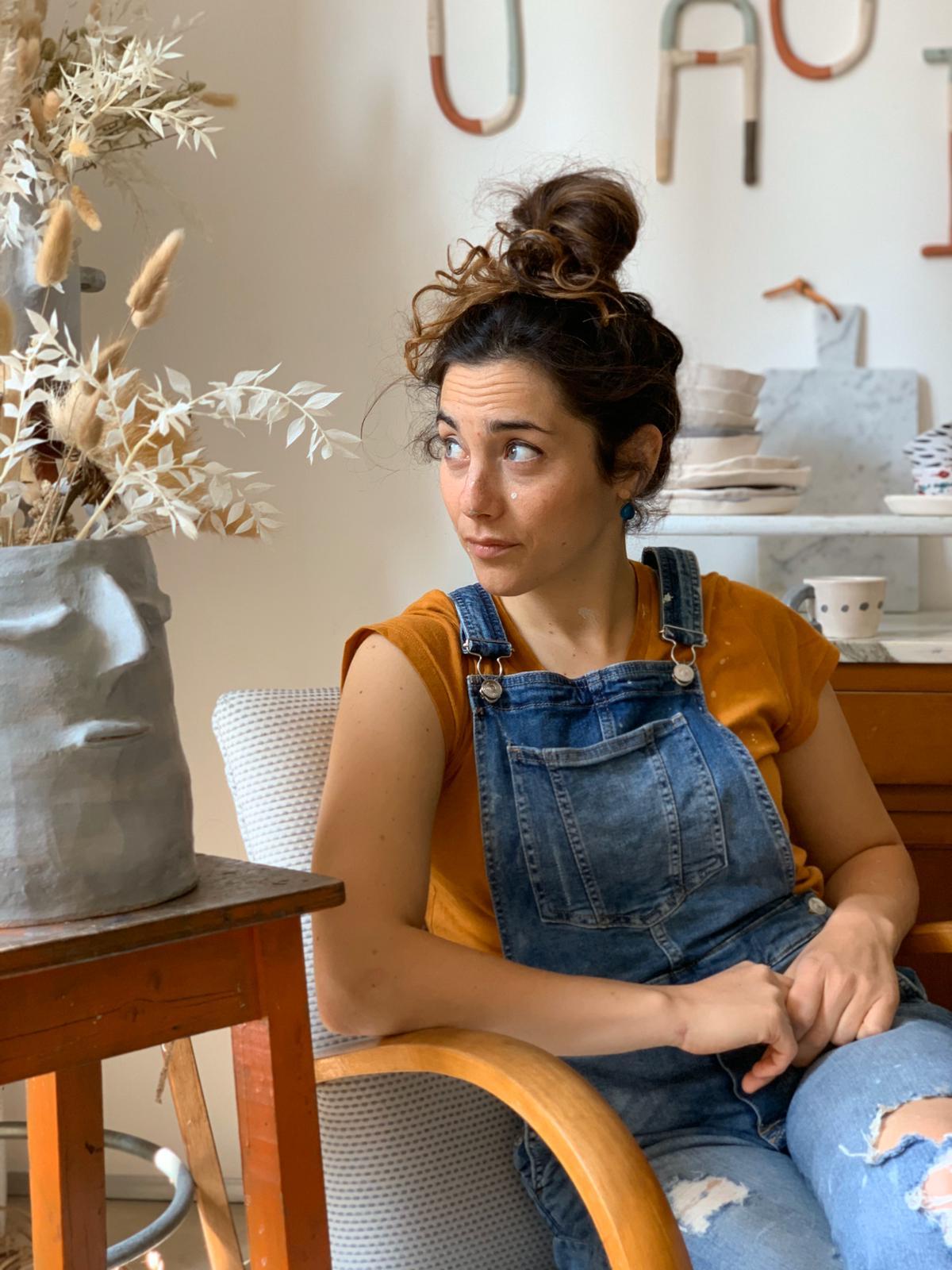 Produzione ceramice artistiche Arbanella Beatrice