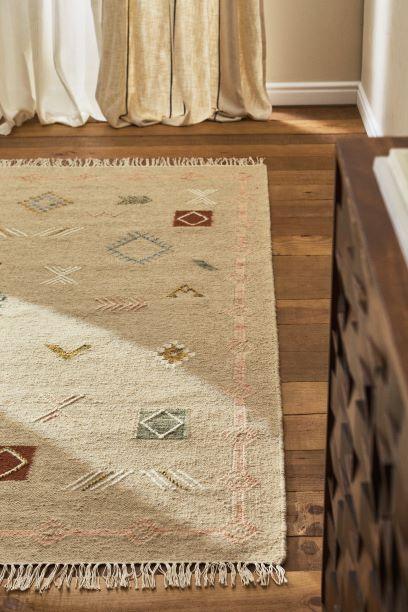 Tappeti per camera dei ragazzi zarahome in lana con decori