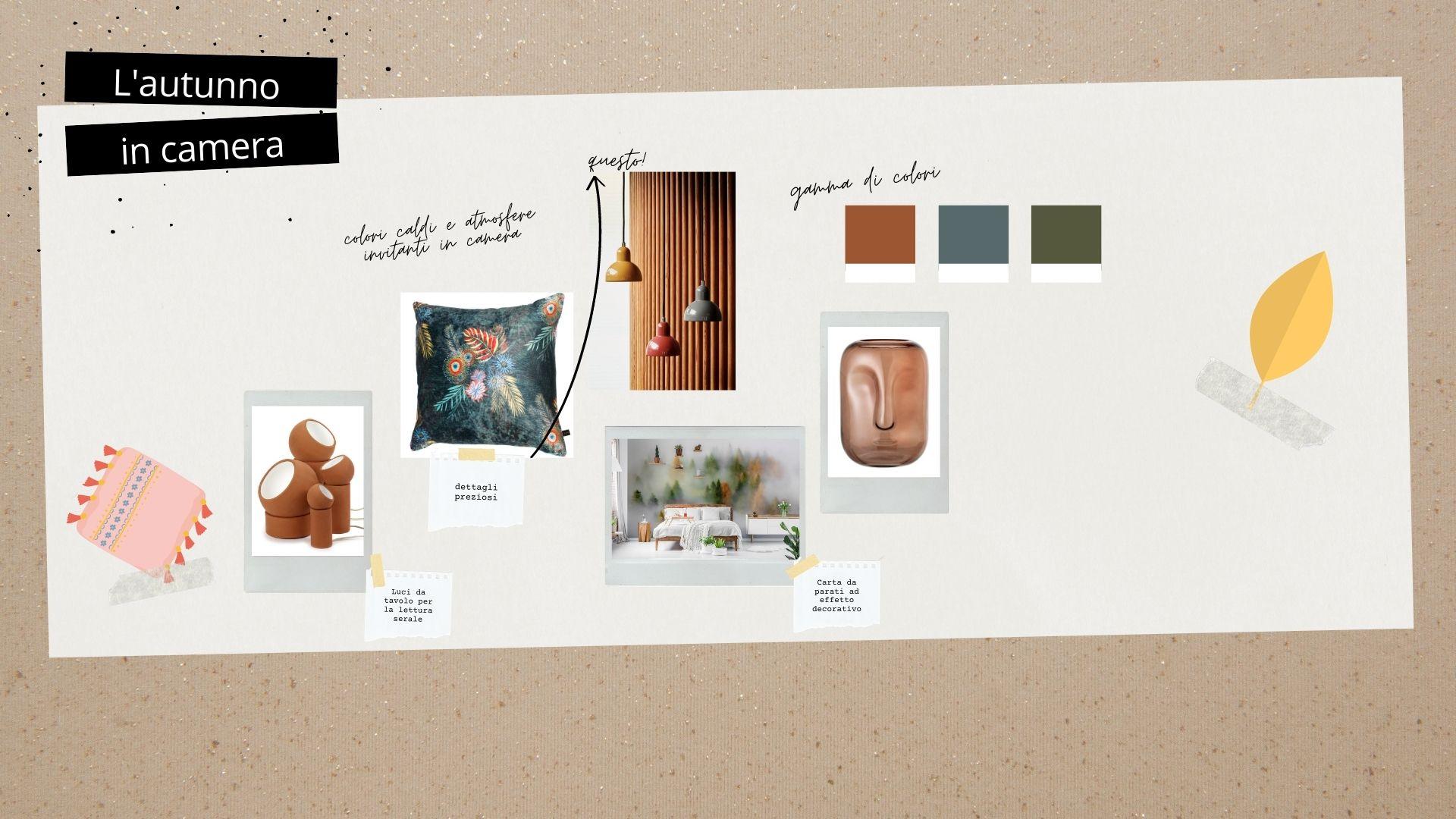 camera da letto colori tendenza 2020