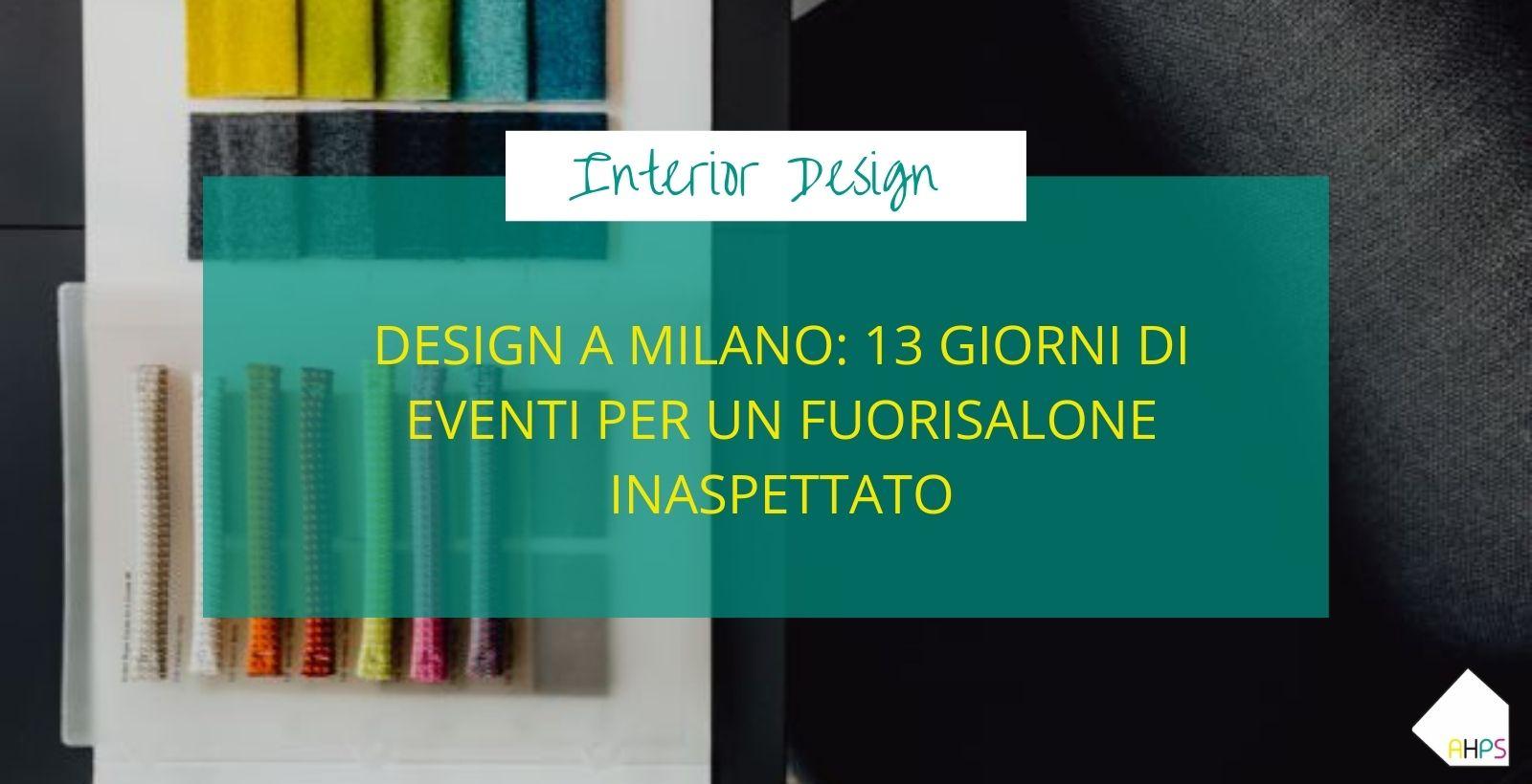 design a Milano